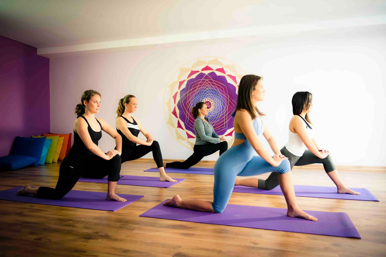 yoga y salud en la capital