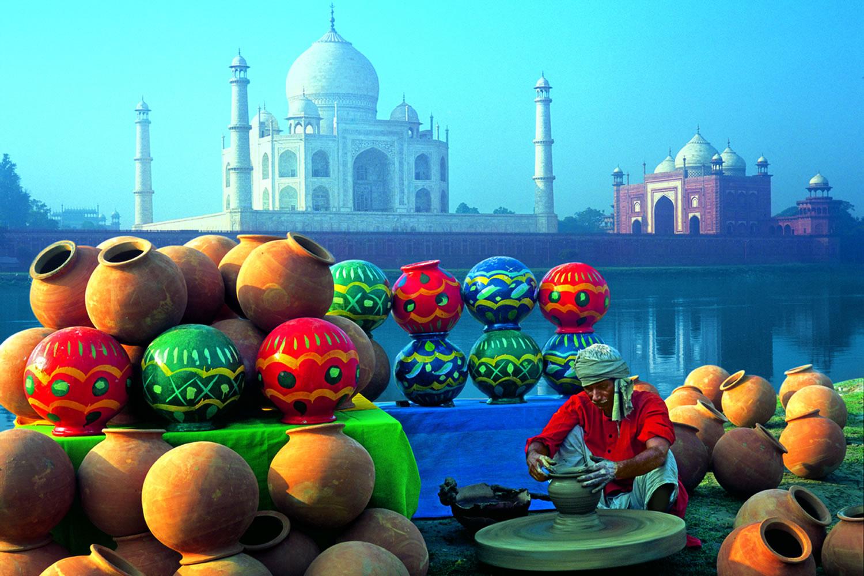 En la india en un hotel 7