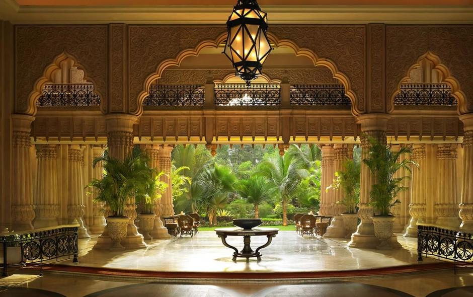 hoteles india