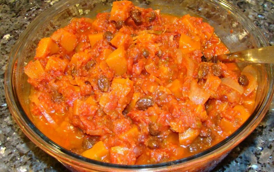 receta para cocinar agridulce de calabaza recetas indias