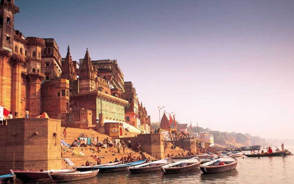 cremaciones en el Ganges