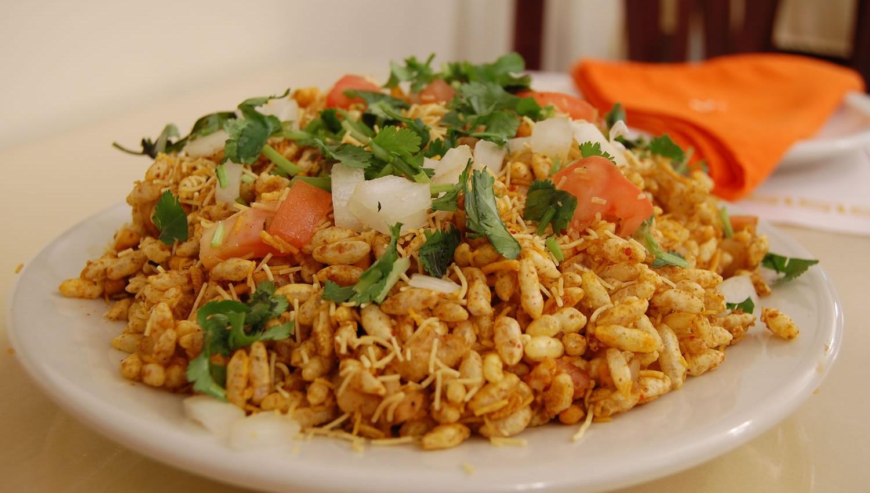 Recetas De Cocina India | Receta Para Preparar Bhel Puri Recetas Indias