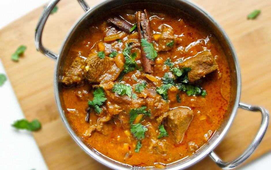 Receta para cocinar cordero al curry recetas indias for Cocinar paletilla de cordero