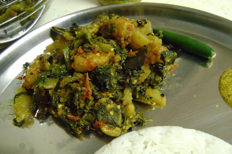 receta de la cocina india