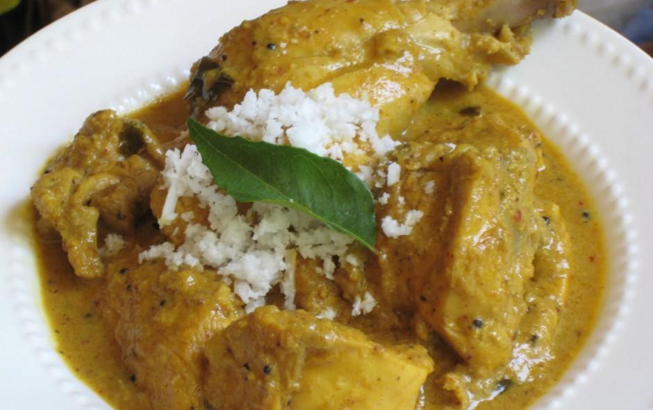 receta estilo indio
