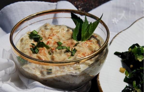ensalada india con especias