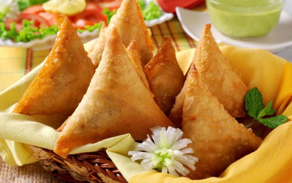 Receta para cocinar Samosa de cordero | Recetas Indias