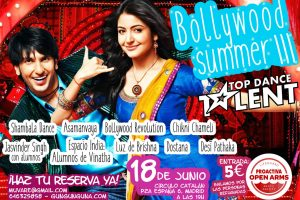 festival de cine de Bollywood