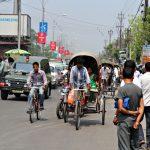 transportes en la india