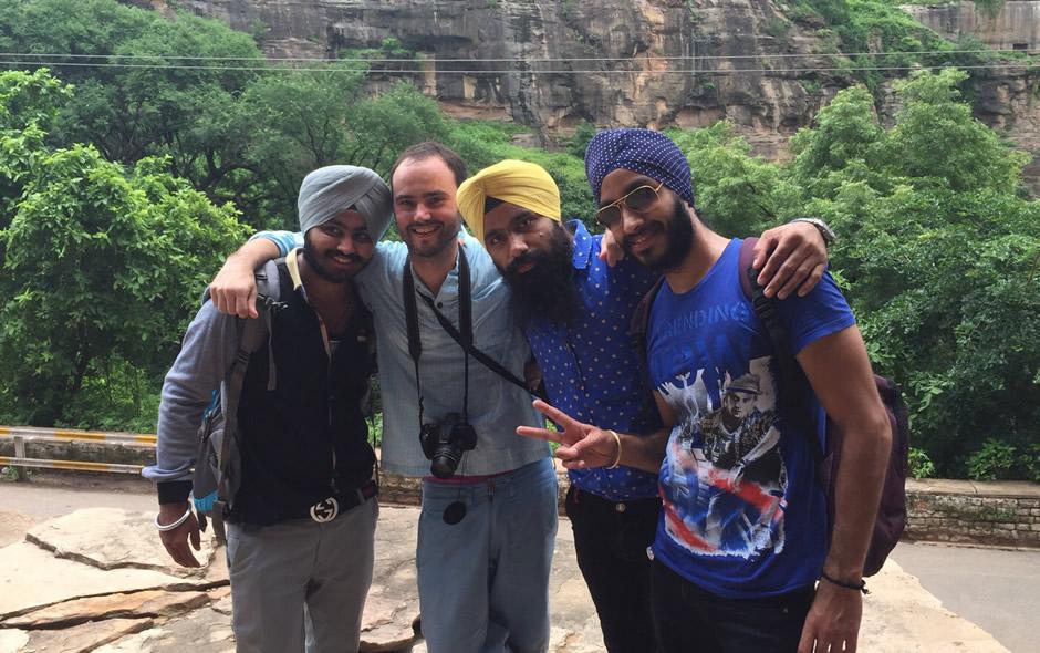 viajes a la India personalizados