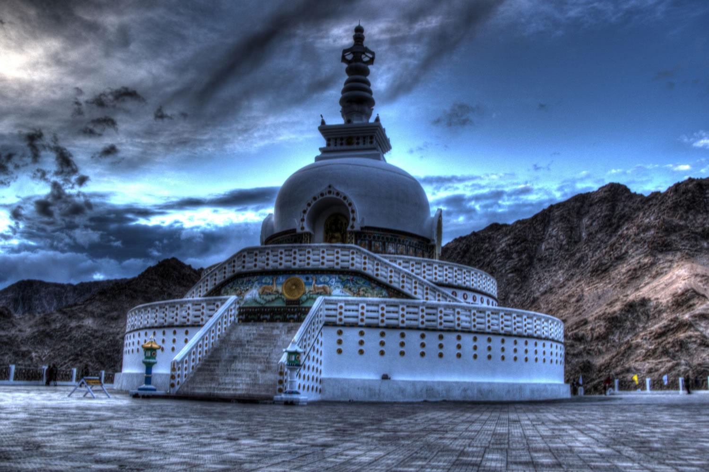 stupa en ladakh