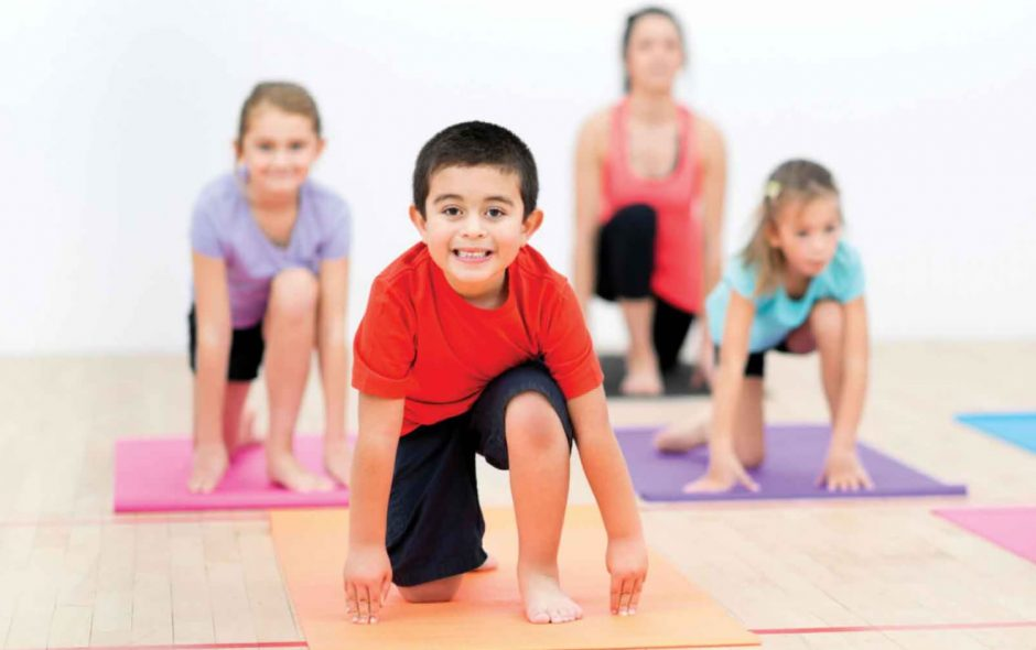 Yoga Infantil - Yoga para Niños  057cc7822156