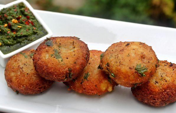 Aloo tikki receta india