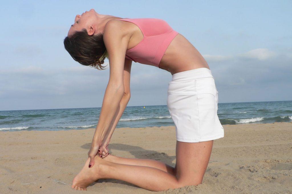 vida sana con yoga