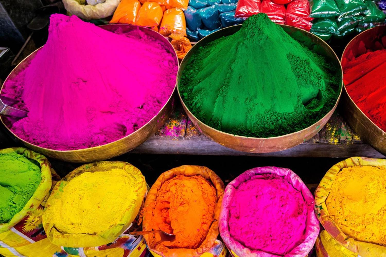 Holi - Fiesta de los Colores - Fiesta del Amor | Indiamagica