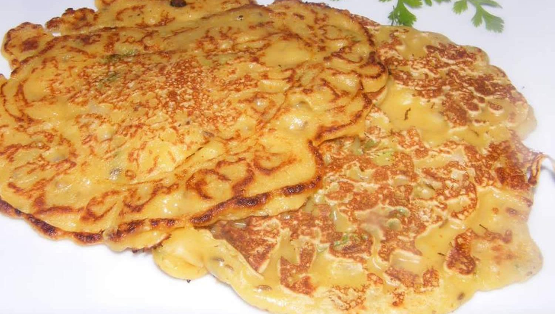 tortilla de besan