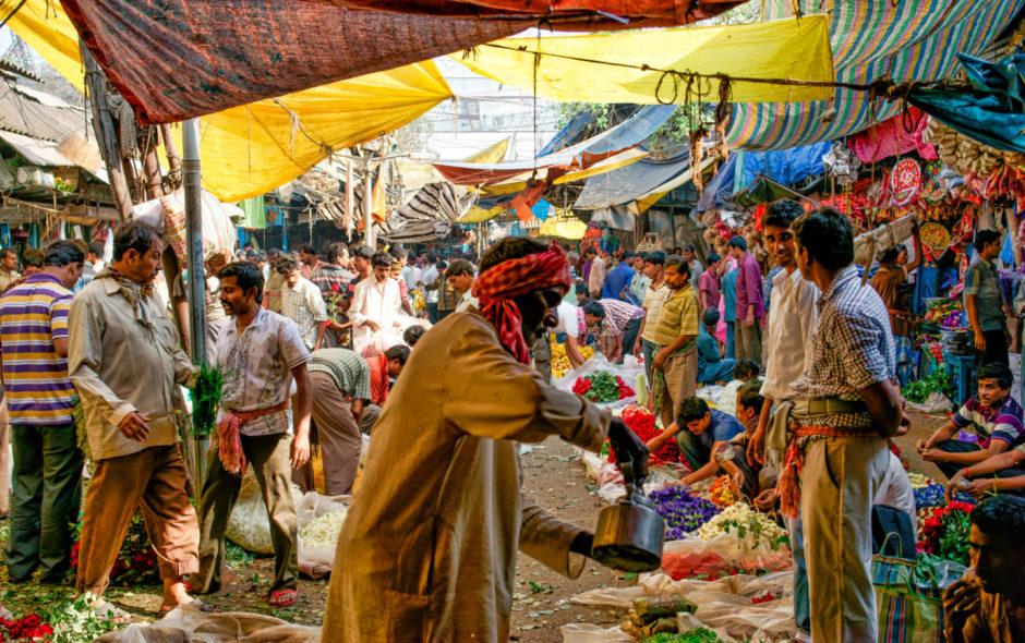 Mercados De La India - Mercados De Jaipur
