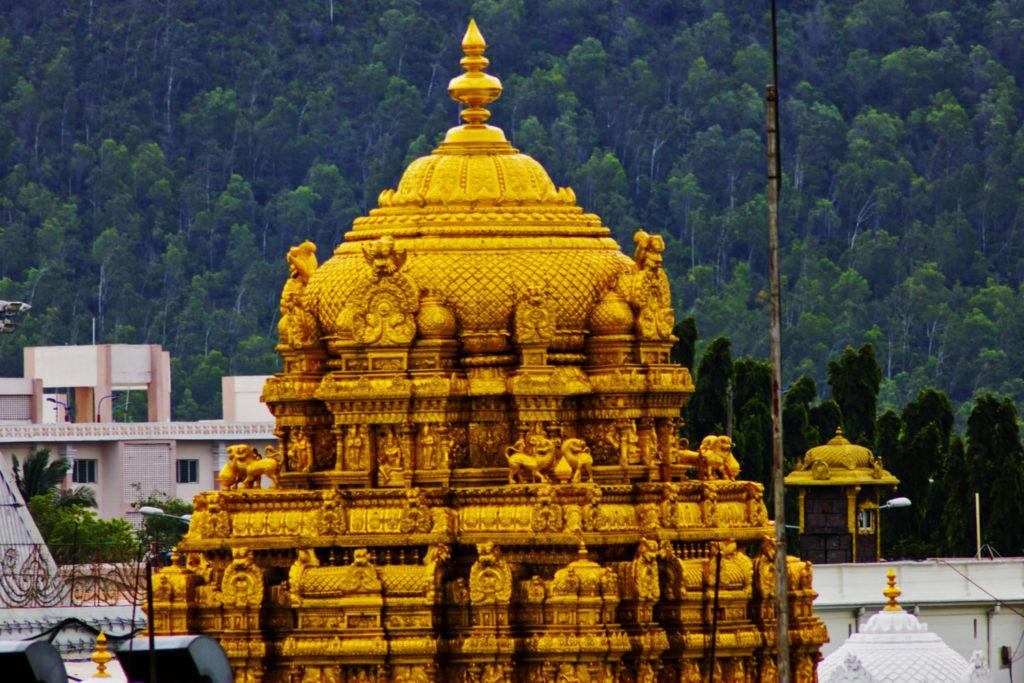 templo de Tirupati