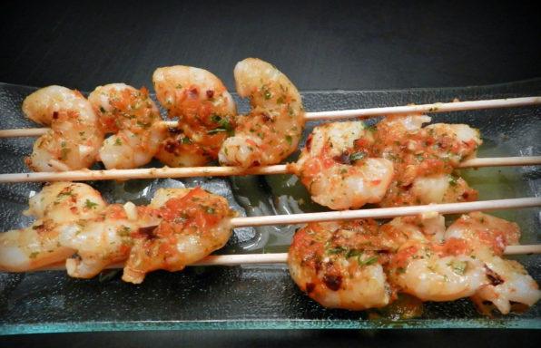 receta india de pescado
