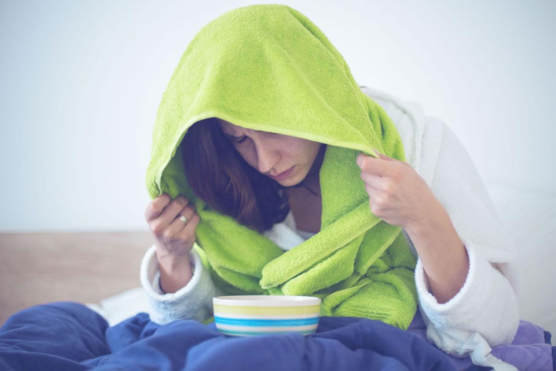 vahos contra los resfriados
