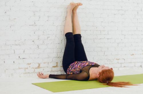 posturas de Yoga para mejorar la circulación sanguínea