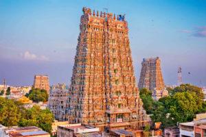 Templo de Meenakshi