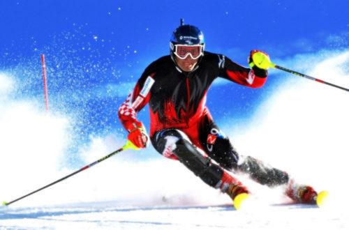 posturas de Yoga para esquiar