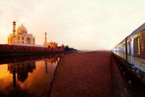 tren-hotel de lujo en la India