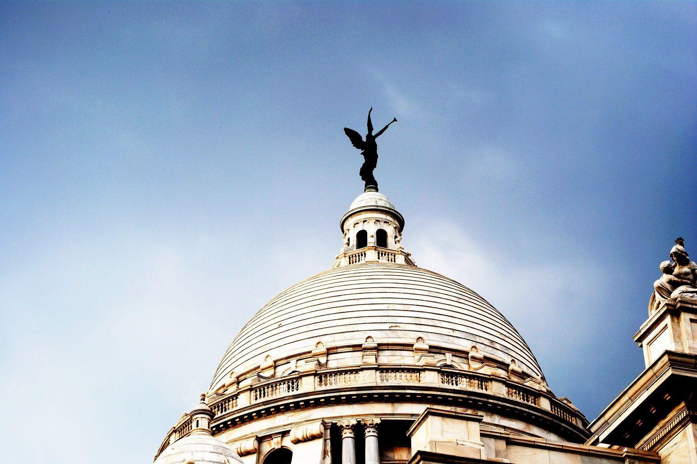 cúpula del Victoria Memorial Hall