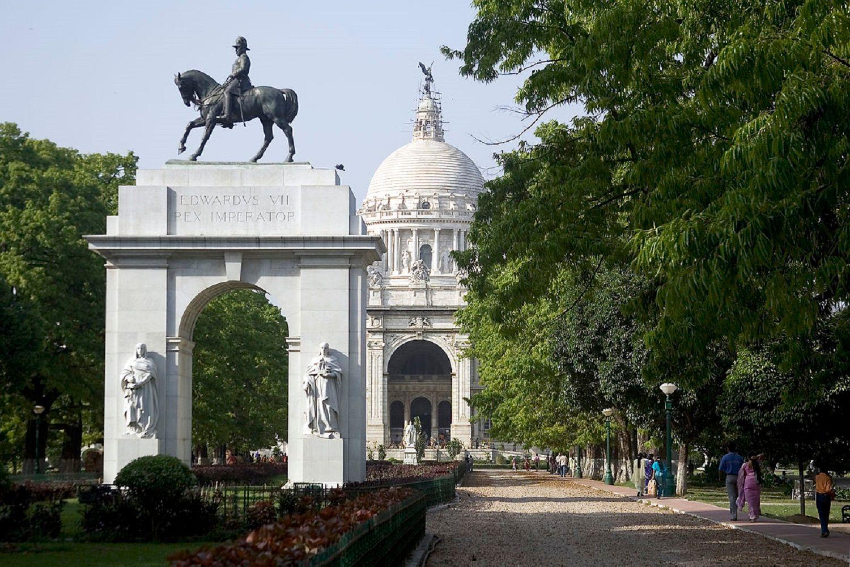 jardines de Calcuta