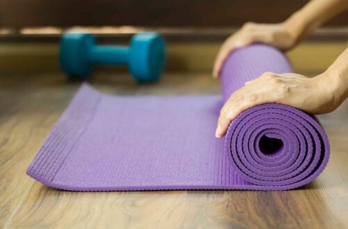 consejos para escoger una esterilla de Yoga