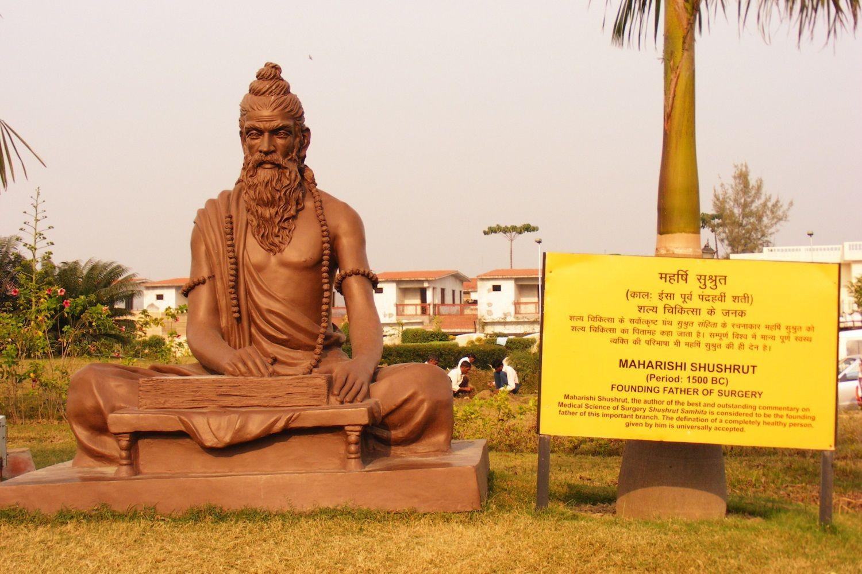 cirujano hindú