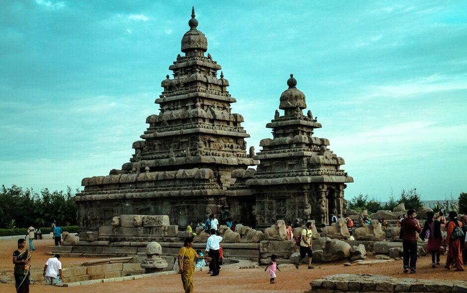 santuario a Shiva en Mahabalipuram