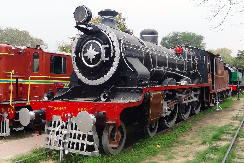 museo del tren de la India