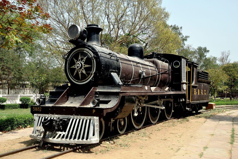 Museo Nacional del Ferrocarril de la India