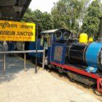 Museo del Ferrocarril de Nueva Delhi