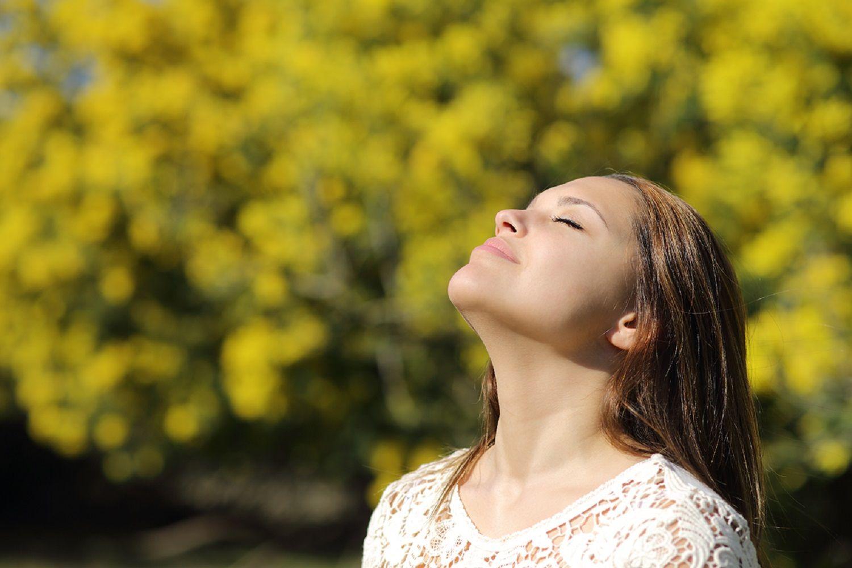 respiración alta o clavicular