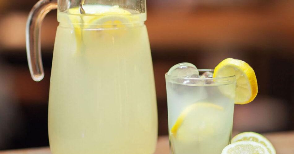 Sharbat de Limon Bebida India