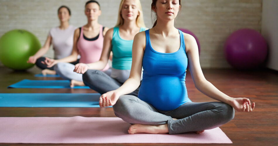 Clases de yoga para embarazadas